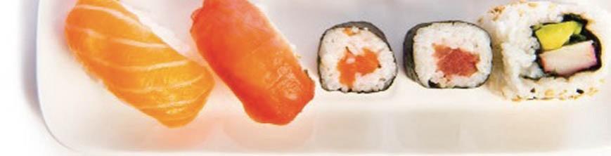 Menu Maki Sushi Sachimi